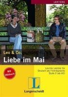 Langenscheidt LEO & CO., STUFE 2 - LIEBE IM MAI + CD cena od 186 Kč