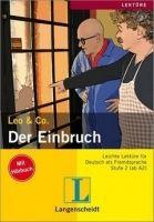Langenscheidt LEO & CO., STUFE 2 - DER EINBRUCH + CD cena od 186 Kč