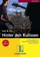 Langenscheidt LEO & CO., STUFE 3 - HINTER DEN KULISSEN + CD cena od 186 Kč
