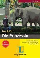Langenscheidt LEO & CO., STUFE 1 - DIE PRINZESSIN + CD cena od 186 Kč