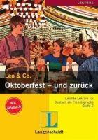 Langenscheidt LEO & CO., STUFE 2 - OKTOBERFEST - UND ZURÜCK + CD cena od 186 Kč