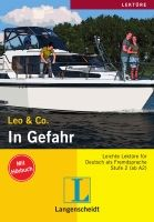 Langenscheidt LEO & CO., STUFE 2 - IM GEFAHR + CD cena od 186 Kč