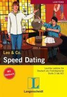 Langenscheidt LEO & CO., STUFE 3 - SPEED DATING + CD cena od 147 Kč