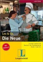Langenscheidt LEO & CO., STUFE 1 - DIE NEUE + CD - BURGER, E., LEO & CO. cena od 186 Kč