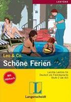 Langenscheidt LEO & CO., STUFE 2 - SCHÖNE FERIEN + CD cena od 186 Kč