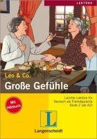 Langenscheidt LEO & CO., STUFE 2 - GROSSE GEFÜHLE + CD cena od 186 Kč