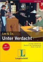 Langenscheidt LEO & CO., STUFE 2 - UNTER VERDACHT! + CD cena od 186 Kč