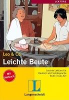 Langenscheidt LEO & CO., STUFE 3 - LEICHTE BEUTE + CD cena od 186 Kč