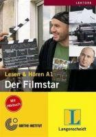 Langenscheidt LESEN UND HÖREN, DER FILMSTAR A1 + CD cena od 0 Kč