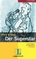 Langenscheidt KLARA & THEO, STUFE 1 - DER SUPERSTAR cena od 110 Kč