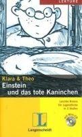 Langenscheidt KLARA & THEO, STUFE 2 - EINSTEIN UND DAS TOTE KANINCHEN + CD... cena od 135 Kč