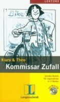 Langenscheidt KLARA & THEO, STUFE 2 - KOMMISSAR ZUFALL + CD cena od 111 Kč