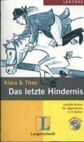 Langenscheidt KLARA & THEO, STUFE 2 - DAS LETZTE HINDERNIS + CD cena od 135 Kč