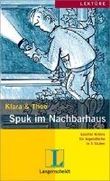 Langenscheidt KLARA & THEO, STUFE 3 - SPUK IM NACHBARHAUS cena od 110 Kč