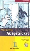 Langenscheidt KLARA & THEO, STUFE 2 - AUSGETRICKST + CD cena od 135 Kč