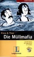 Langenscheidt KLARA & THEO, STUFE 2 - DIE MÜLLMAFIA + CD cena od 129 Kč