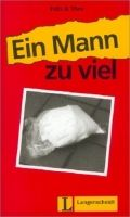 Langenscheidt FELIX & THEO, STUFE 1 - EIN MANN ZU VIEL cena od 110 Kč