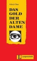 Langenscheidt FELIX & THEO, STUFE 2 - DAS GOLD DER ALTEN DAME cena od 135 Kč