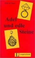 Langenscheidt FELIX & THEO, STUFE 1 - ADEL IND EDLE STEINE cena od 135 Kč