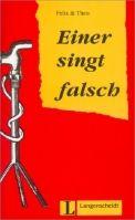 Langenscheidt FELIX & THEO, STUFE 2 - EINER SINGT FALSCH cena od 135 Kč