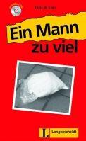 Langenscheidt FELIX & THEO, STUFE 1 - EIN MANN ZU VIEL + CD cena od 152 Kč