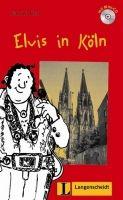 Langenscheidt FELIX & THEO, STUFE 1 - ELVIS IN KÖLN + CD cena od 152 Kč
