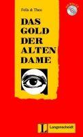 Langenscheidt FELIX & THEO, STUFE 2 - DAS GOLD DER ALTEN DAME + CD cena od 152 Kč