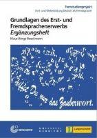 Langenscheidt FERNSTUDIENHEIT 15 - GRUNDLAGEN DES ERST- UND FREMDSPRACHENE... cena od 382 Kč