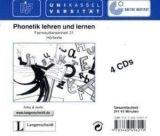 Langenscheidt FERNSTUDIENHEIT 21 - PHONETIK LEHREN UND LERNEN AUDIO CDs /4... cena od 509 Kč