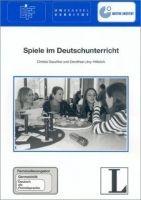 Langenscheidt FERNSTUDIENHEIT 28 - SPIELE IM DEUTSCHUNTERRICHT - DAUVILLIE... cena od 297 Kč
