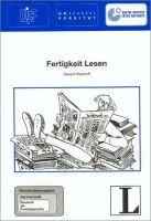 Langenscheidt FERNSTUDIENHEIT 17 - FERTIGKEIT LESEN - WESTHOFF, G. cena od 339 Kč