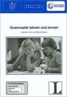 Langenscheidt FERNSTUDIENHEIT 1 - GRAMMATIK LEHREN UND LERNEN - FUNK, H., ... cena od 339 Kč