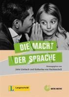 Langenscheidt DIE MACHT DER SPRACHE BUCH mit CD-ROM - LIMBACH, J., RUCKTES... cena od 467 Kč