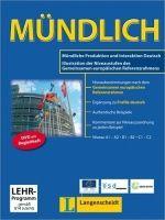 Langenscheidt MÜNDLICH DVD mit BEGLEITHEFT - GLABONIAT, M. cena od 467 Kč