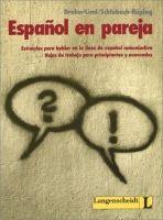 Langenscheidt ESPANOL EN PAREJA - DREKE, M., LIND, W., SCHLUBACH, RÜPING, ... cena od 436 Kč