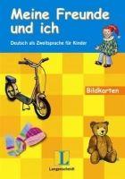 Langenscheidt MEINE FREUNDE UND ICH BILDKARTEN - KNIFFKA, G., BENATI, R., ... cena od 611 Kč