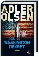 Deutscher Taschenbuch Verlag DAS WASHINGTON DEKTRET - ADLER, OLSEN, J. cena od 504 Kč