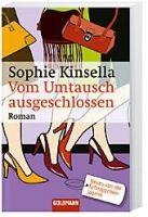 Random House Verlagsgruppe Gmb VOM UMTAUSCH AUSGESCHLOSSEN - KINSELLA, S. cena od 192 Kč