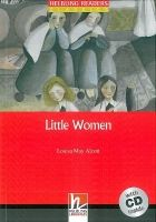 Helbling Languages HELBLING READERS CLASSICS LEVEL 2 RED LINE - LITTLE WOMEN + ... cena od 166 Kč