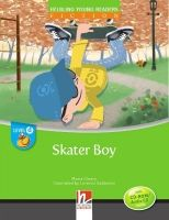 Helbling Languages HELBLING YOUNG READERS Stage D: SKATER BOY + CD-ROM PACK - C... cena od 153 Kč