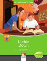 Helbling Languages HELBLING YOUNG READERS Stage E: UPSIDE DOWN + CD-ROM PACK - ... cena od 151 Kč