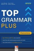 Helbling Languages TOP GRAMMAR PLUS ELEMENTARY - FINNIE, R., FRAIN, C., HILL, D... cena od 272 Kč