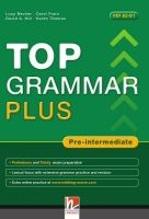 Helbling Languages TOP GRAMMAR PLUS PRE-INTERMEDIATE - FINNIE, R., FRAIN, C., H... cena od 272 Kč