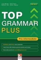 Helbling Languages TOP GRAMMAR PLUS PRE-INTERMEDIATE - FINNIE, R., FRAIN, C., H... cena od 268 Kč