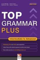 Helbling Languages TOP GRAMMAR PLUS INTERMEDIATE to ADVANCED - FINNIE, R., FRAI... cena od 272 Kč