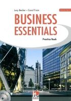 Helbling Languages BUSINESS ESSENTIALS PRACTICE BOOK with AUDIO CD - BECKER, L.... cena od 174 Kč
