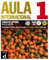 XXL obrazek Kolektiv: Aula International Nueva Edición 1 - Libro + CD