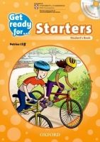 K. Gralager: Get Ready for Starters: Student´s Book with Audio CD cena od 239 Kč
