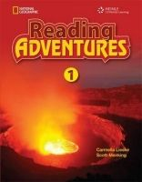 XXL obrazek Heinle ELT part of Cengage Lea READING ADVENTURES 1 STUDENT´S BOOK - LIESKE, C., MENKING, S...