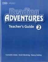 Heinle ELT part of Cengage Lea READING ADVENTURES 2 TEACHER´S GUIDE - LIESKE, C., MENKING, ... cena od 425 Kč